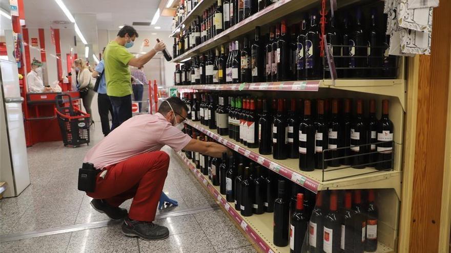 Coronavirus en Córdoba: vinos y cervezas, en casa