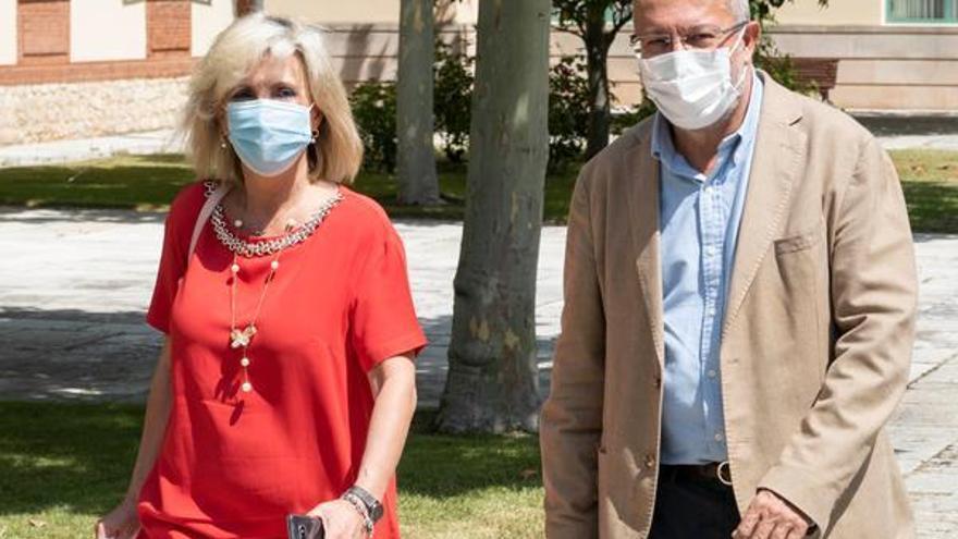 """La Junta de Castilla y León no obligará """"de momento"""" el uso de mascarillas"""