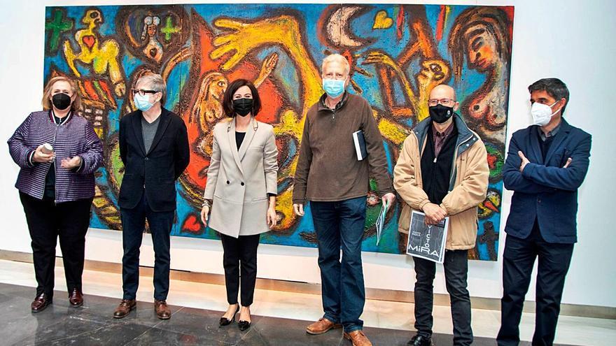 El Centro de Arte de Ejea reabre con la obra de Víctor Mira