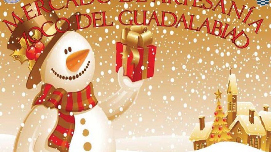 Zoco del Guadalabiad, Mercado de Navidad