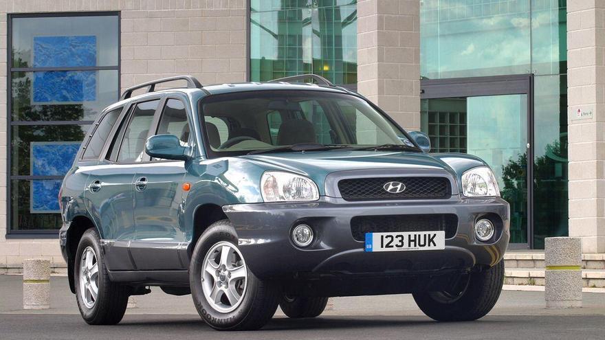 Hyundai Santa Fe, evolució tot terreny