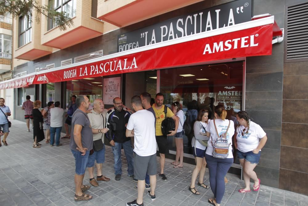 Bodega La Pascuala reabre en València - Levante-EMV
