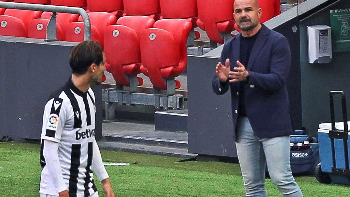 Paco López: «No ha sido el Levante UD reconocible»