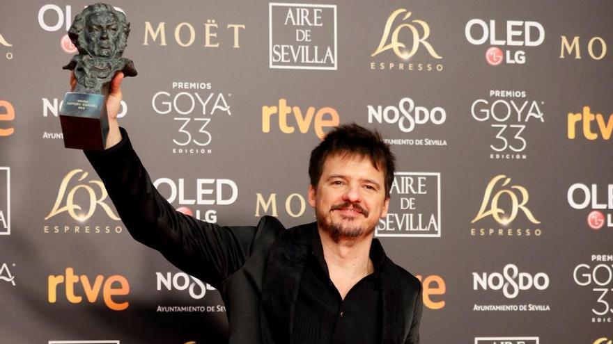 'Este es el momento', de Coque Malla, Mejor Canción Original en los Goya