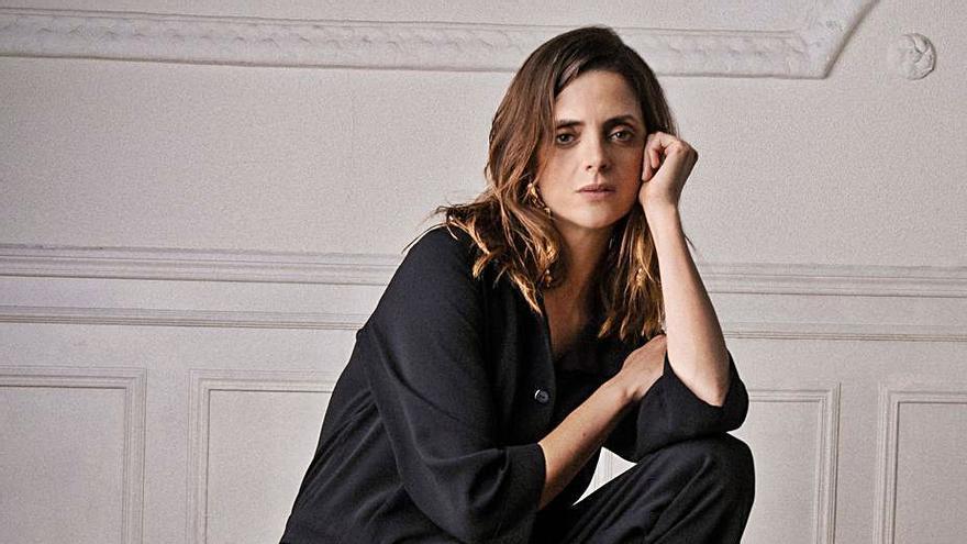 Macarena Gómez, actriz y empresaria.