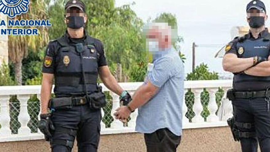 Detenido en Torrevieja un narco irlandés relacionado con el crimen de Veronica Guerin