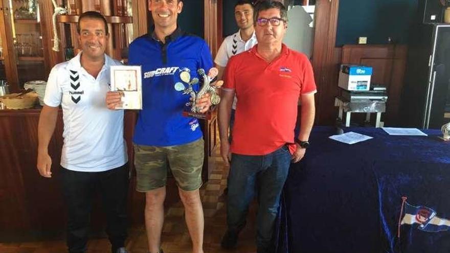 Antonio Linares se lleva el Trofeo Ciudad de A Coruña