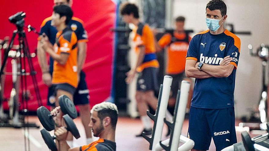 Carlos Soler vuelve a desaparecer