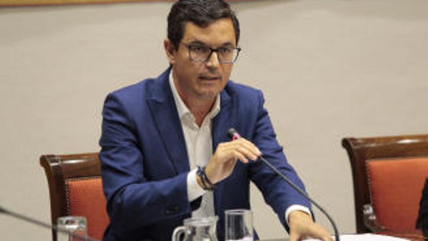 Pablo Rodríguez repite como secretario insular de CC en Gran Canaria