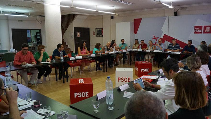 """Soler pide al PSOE su """"presencia activa"""" junto al alcalde"""