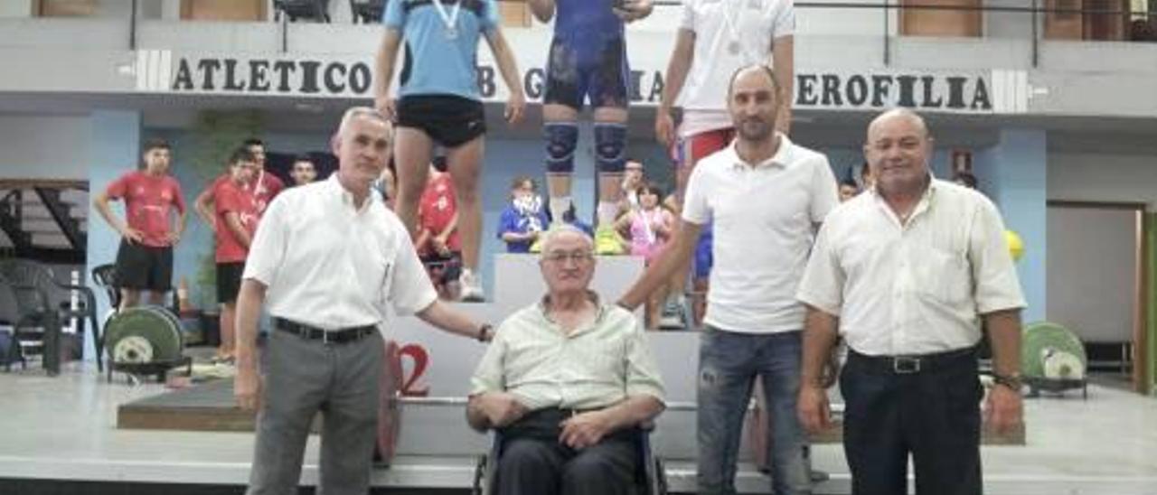 Los gandienses Ibáñez y Creix quedan segundos en el Trofeo Antonio Climent