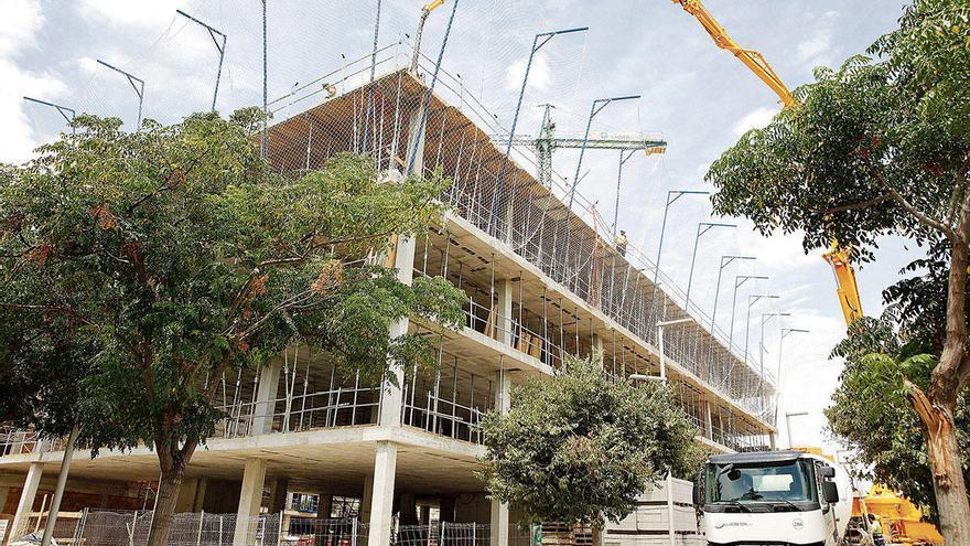 Baubranche auf Mallorca blickt mit Sorge auf den Herbst