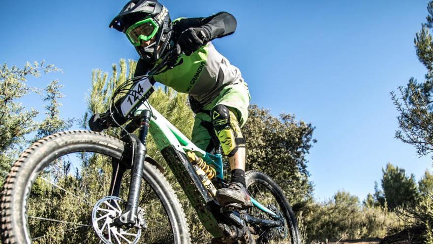 L'E-Bike Challenge de les Comes reuneix  un centenar de participants