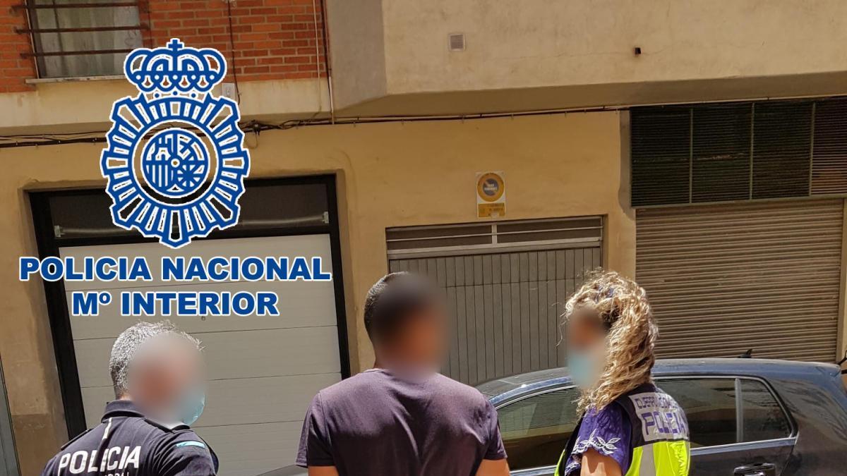 Detenidos dos hombres en Jumilla por violar a una joven en una playa de Alicante
