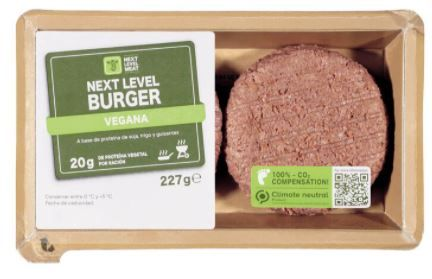 Los nuevos productos veganos y vegetarianos de Lidl