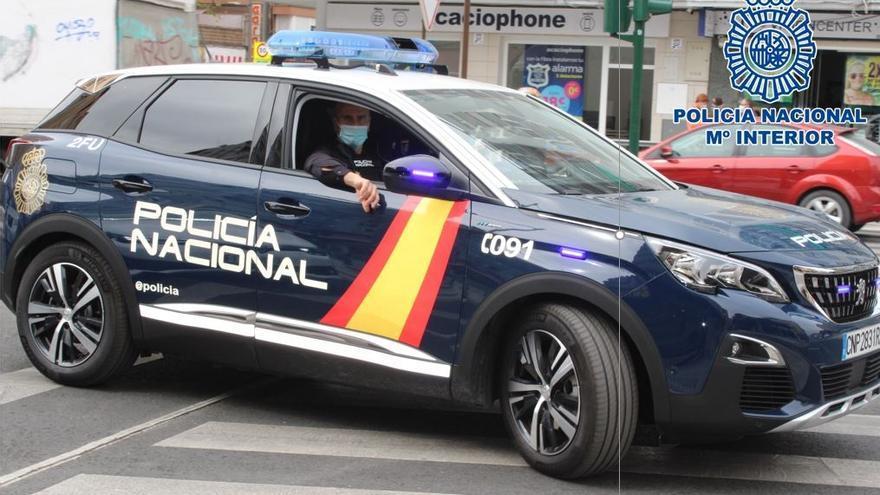 Detenido en Soria un joven de 18 años por violencia contra su madre y agresión a varios policías