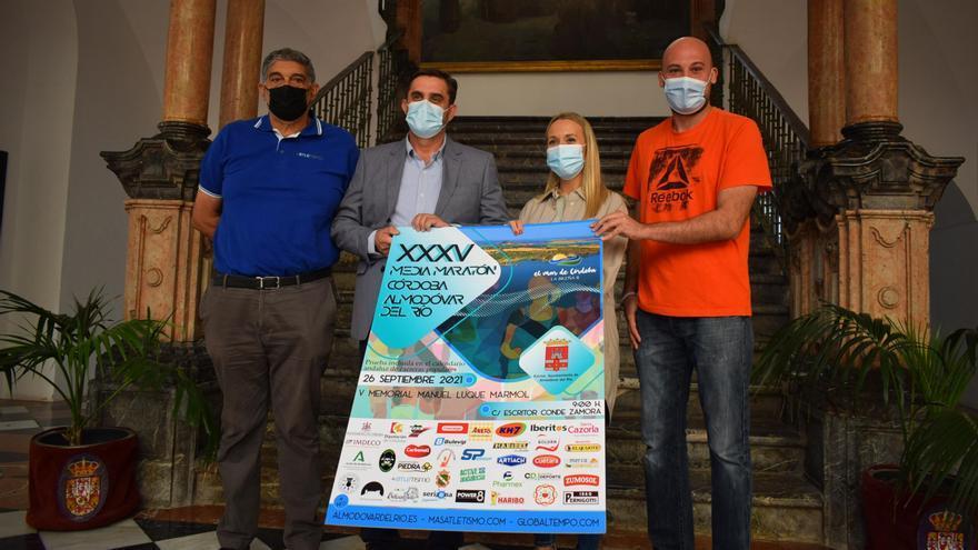 La Media Maratón Córdoba-Almodóvar, con todo a punto