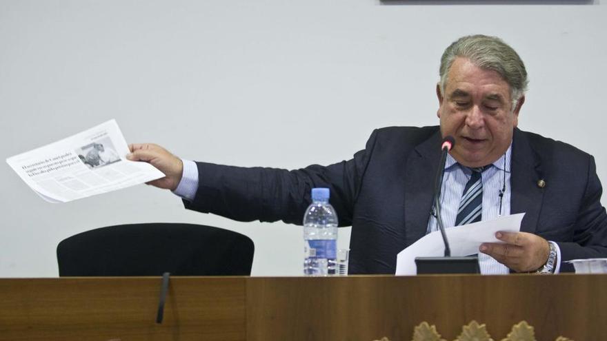 El Supremo confirma la pena de dos años de cárcel al exsecretario de Canet