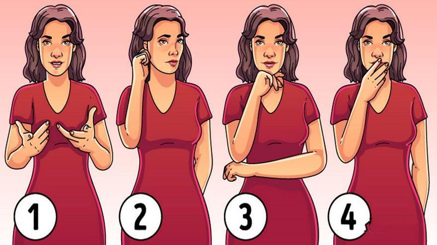 Prueba de lenguaje no verbal: ¿Quién de ellas miente?