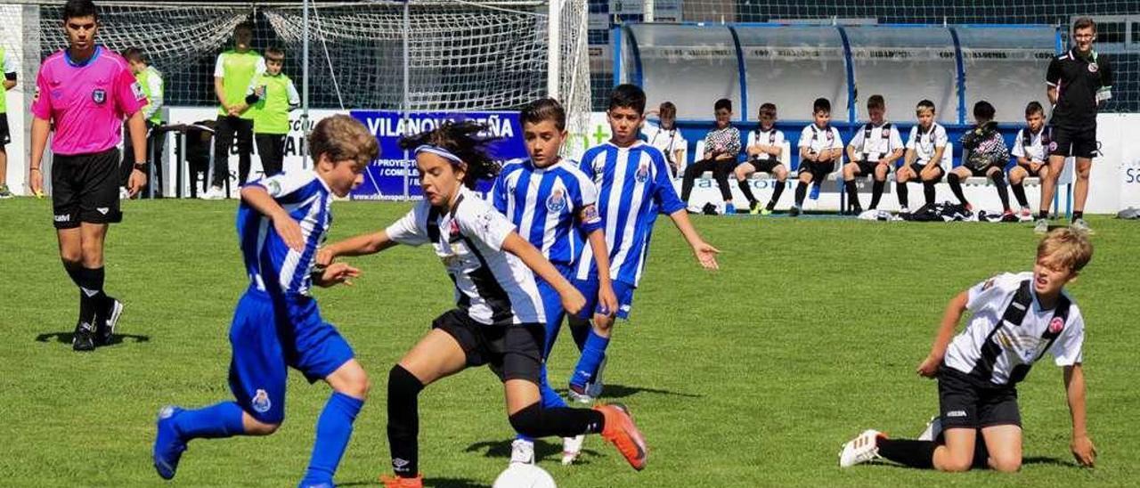 El seguimiento del torneo y su nivel deportivo fueron del total agrado de la organización. // I. Abella