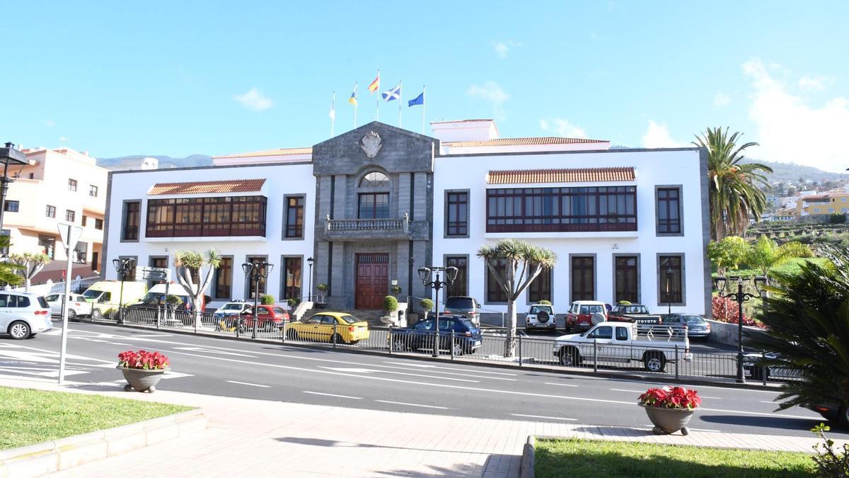 Ayuntamiento de Santa Úrsula