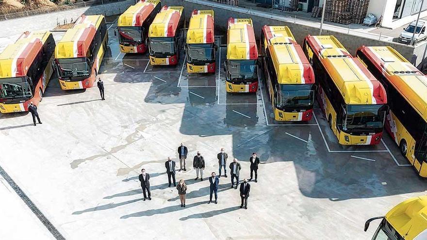 Ein Holländer und die Premiere für Mallorcas neue Fernbusse