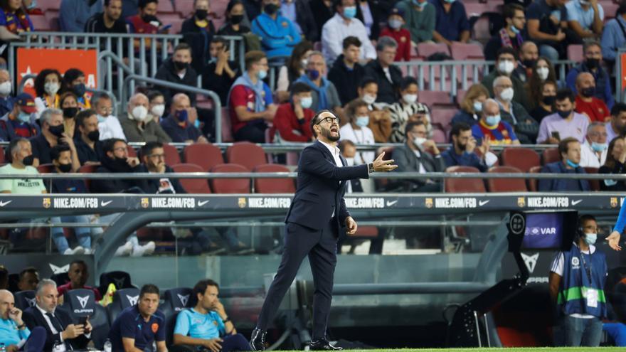 Cinco claves para reactivar al Valencia CF de José Bordalás
