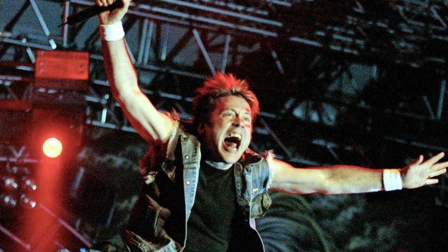 El cantante de Iron Maiden publicará sus memorias