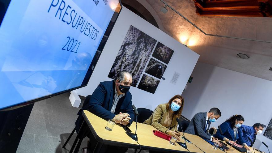 Telde tendrá un presupuesto de 94 millones de euros en 2021