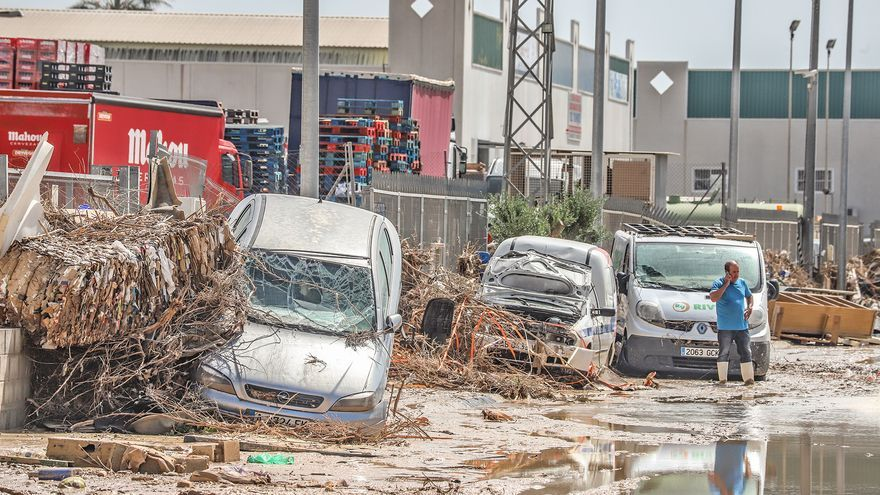 Orihuela presenta su plan director frente a inundaciones que requiere una inversión de 194 millones de euros