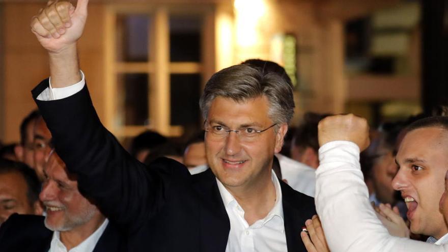 La derecha del HDZ se impone en las elecciones de Croacia