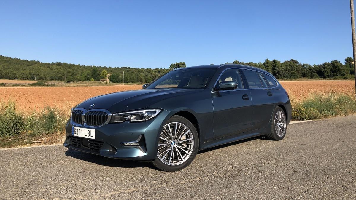 Prueba del BMW 330d Touring, la opción racional
