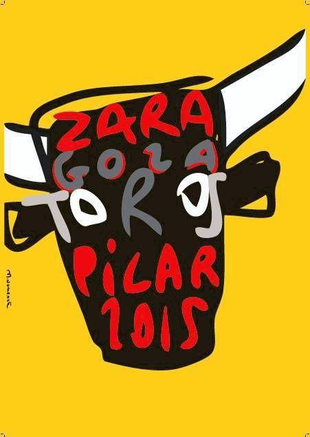 Fotogalería de la campaña de la Feria Taurina del Pilar