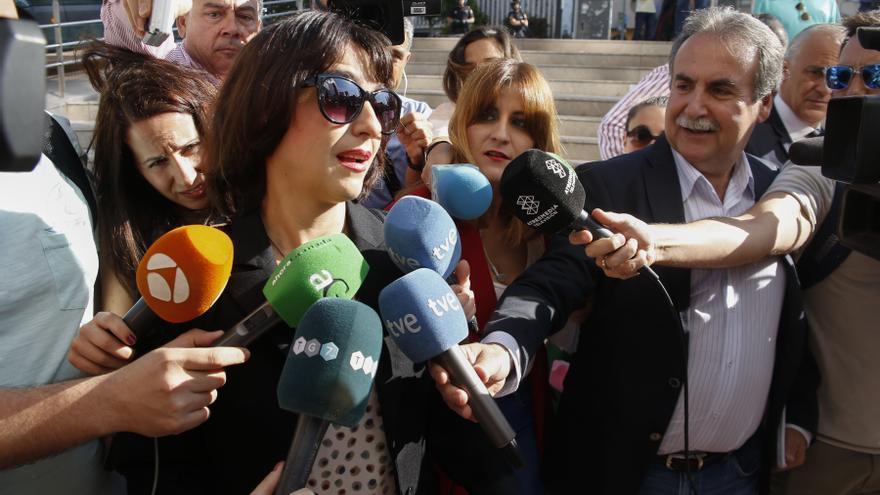 """Juana Rivas ingresa en un centro de inserción de Granada:  """"La condena es para mis hijos"""""""