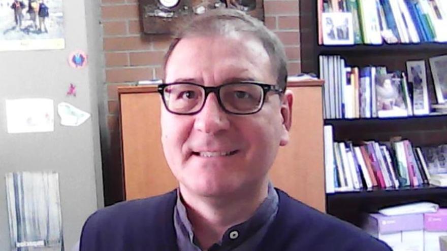 Xesús Laxe Picos  - Sociólogo de la UVIgo