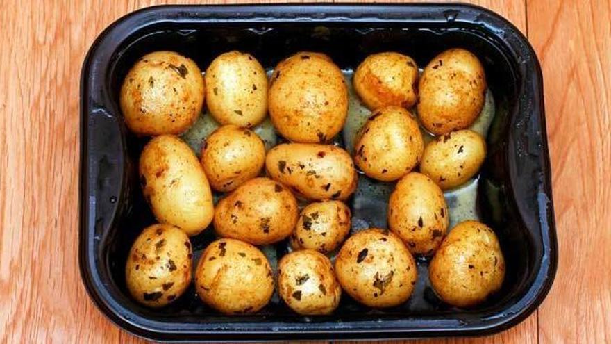 """Las patatas que triunfan en las redes sociales: """"Se derriten en la boca"""""""