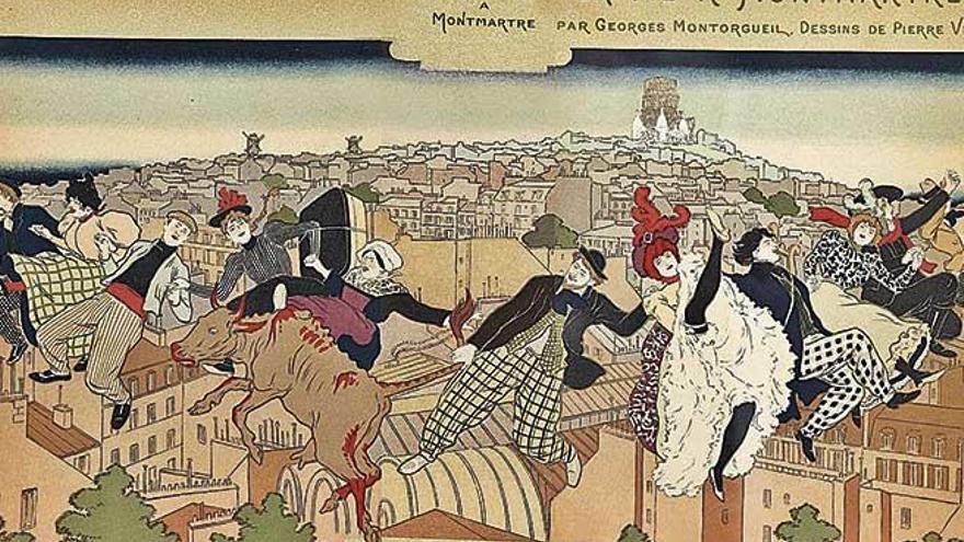 Capa y el París de Toulouse-Lautrec, en la temporada de CaixaForum
