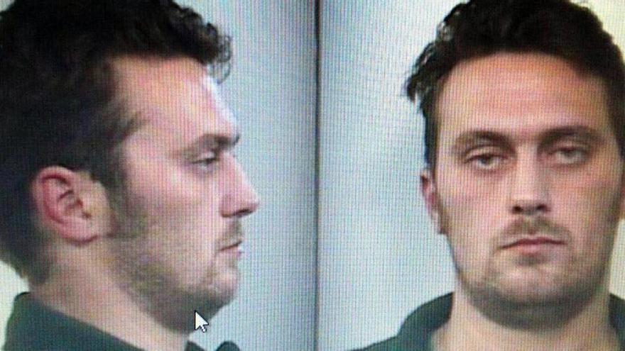 Trasladan a Ígor el Ruso a la cárcel de Palencia, el cuarto cambio desde su detención