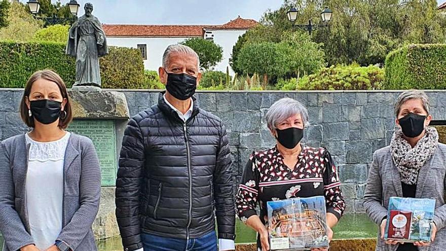 La Orotava y Vilaflor acuerdan su hermanamiento por lazos históricos y culturales