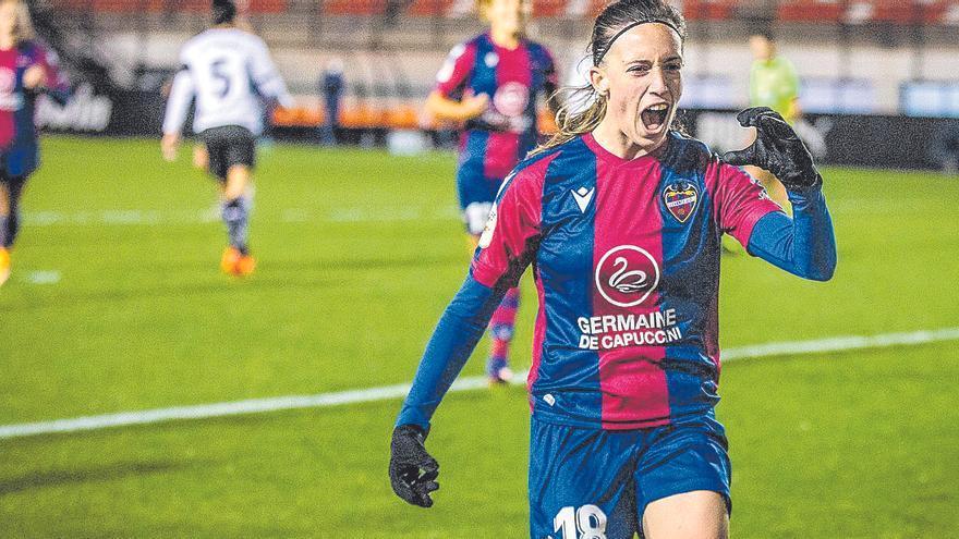 La murciana Eva Navarro dice adiós a la temporada al romperse el cruzado