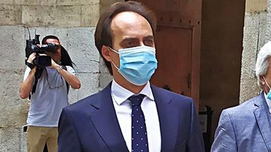 La Audiencia Provincial archiva definitivamente  el caso ORA para Álvaro Gijón