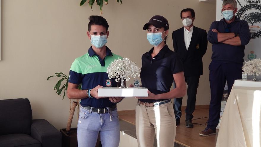 Antonio José Bejarano gana el primer campeonato provincial de golf
