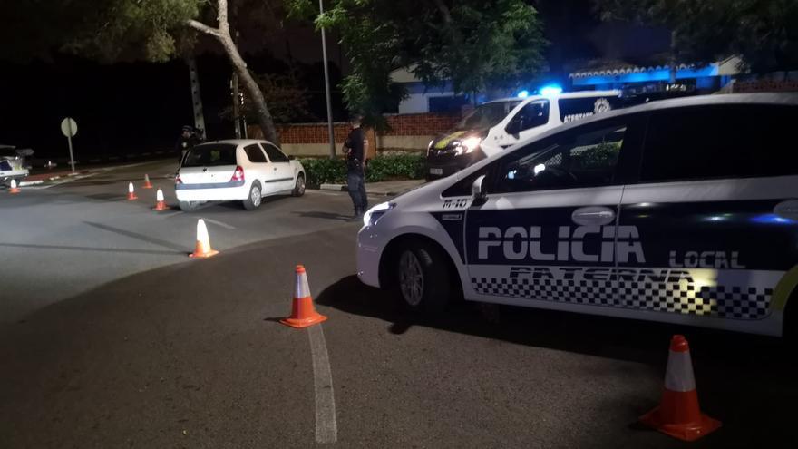 Torrent y Paterna diseñan el control policial ante el cierre perimetral