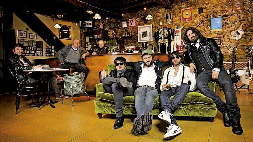 Heredeiros da Crus saldan su deuda con Vigo en el que será su concierto 'más barato'