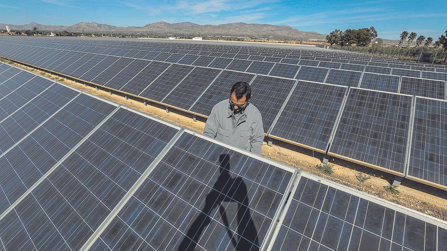 Los parques solares van al ralentí en Castellón y la mayoría no verán la luz hasta 2024