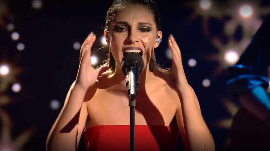 Por qué la valenciana Elena Farga perdió la final de Factor X