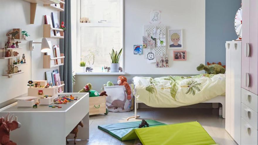 Orden en casa: cómo hacer que tus hijos ordenen su habitación