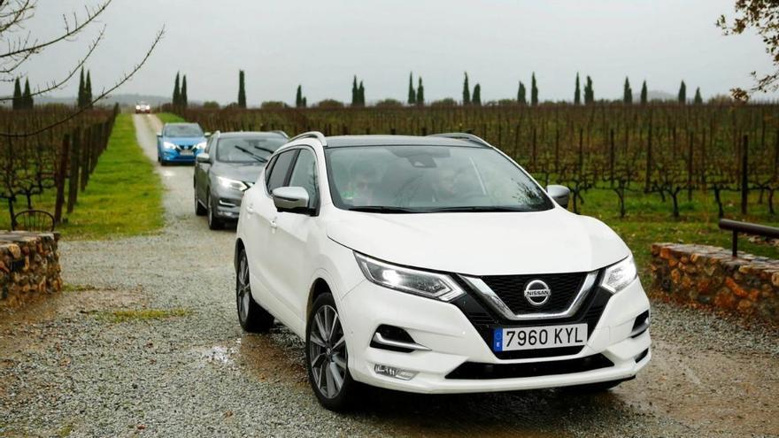 Nissan Qashqai, líder de los crossovers por decimocuarto año consecutivo