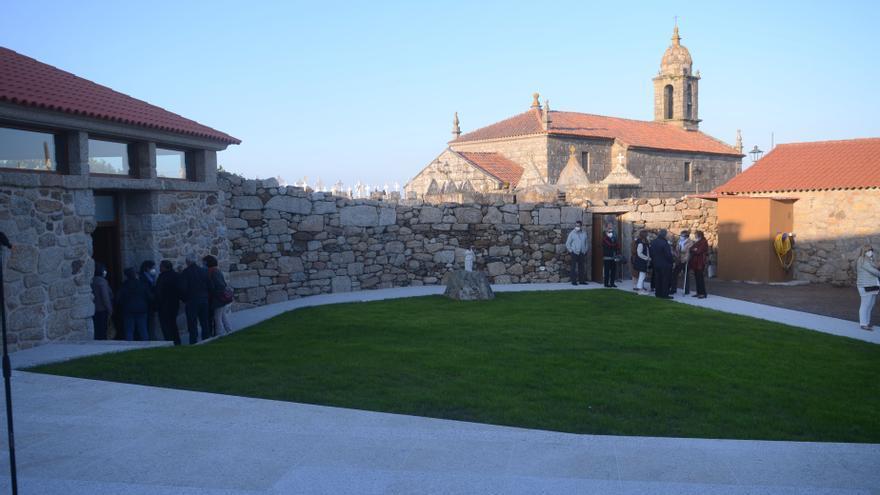 Una tarde para enmarcar en San Vicente de O Grove: Albariño, 250 aniversario e inauguración