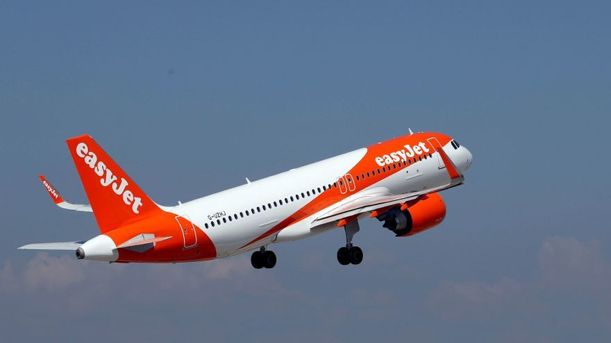 easyJet ampliará a cinco sus aviones en Málaga